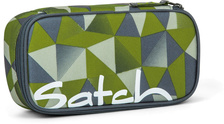 Пенал Satch by Ergobag GreenCrush с наполнением