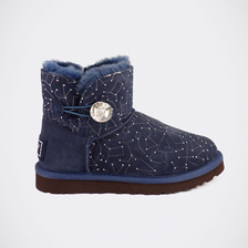 Угги UGG Mini Bailey Bling Constellation Navy