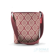 Сумка Shoulderbag S diamonds rouge
